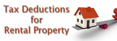 Property expenses and rental property income tax